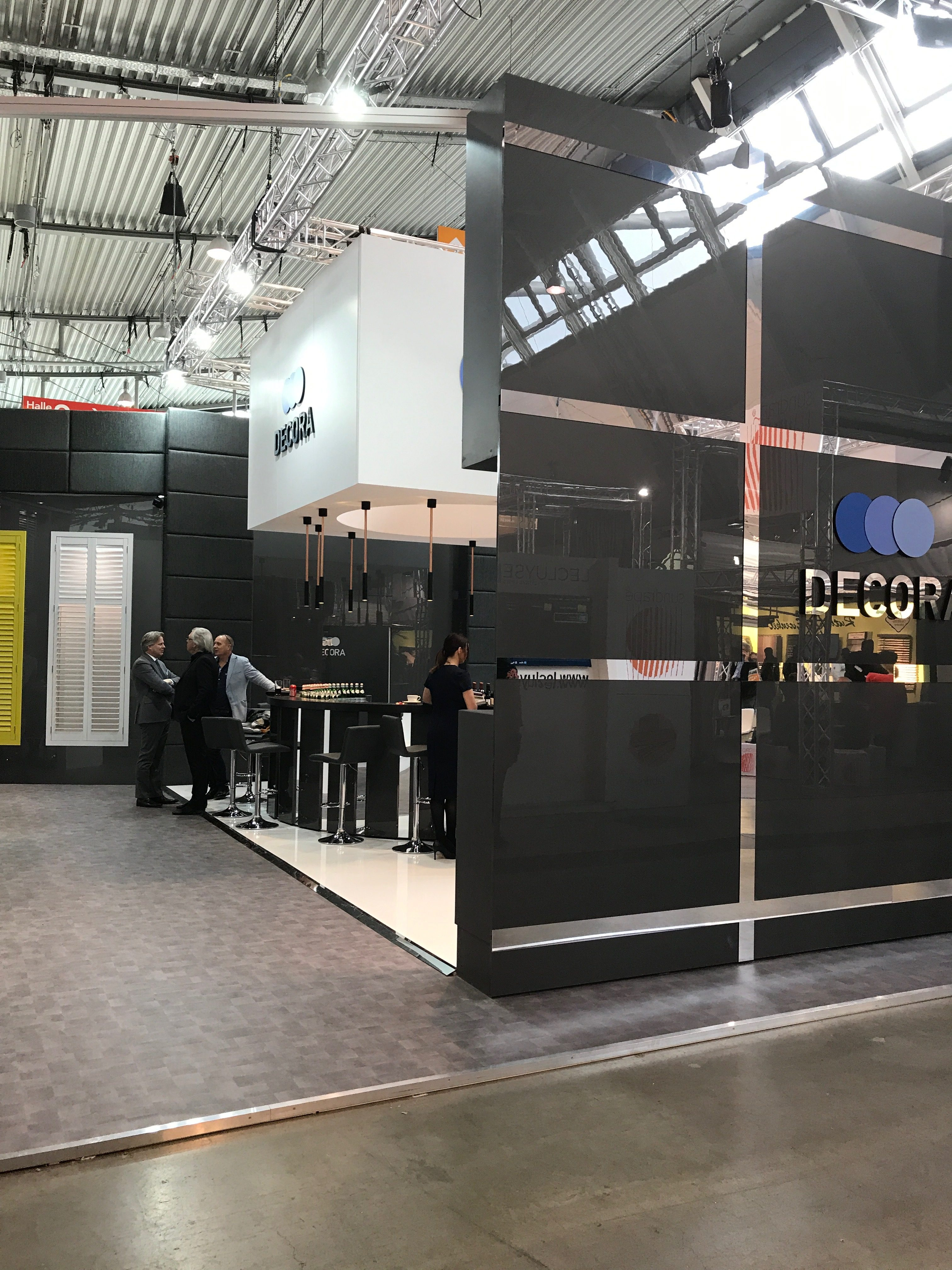 Exhibition Stand Design Decor : Exhibition stand munksjö interzum i xpo design
